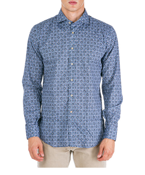 Shirt AT.P.CO TERRA A196TERRA J012/S20 blu794