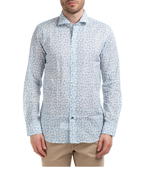 Shirt AT.P.CO terra A206TERRA J022S77 azzurro720