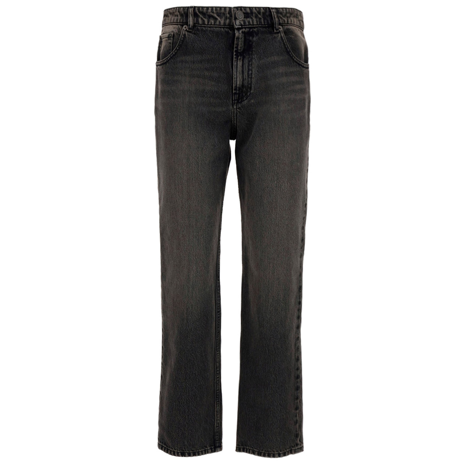 Balenciaga WOMEN'S STRAIGHT FIT JEANS