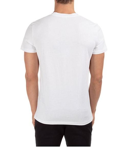 Men's short sleeve t-shirt crew neckline jumper logo secondary image