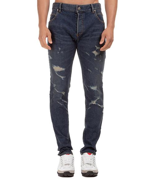 Jeans Balmain uh05230z0116aa blu