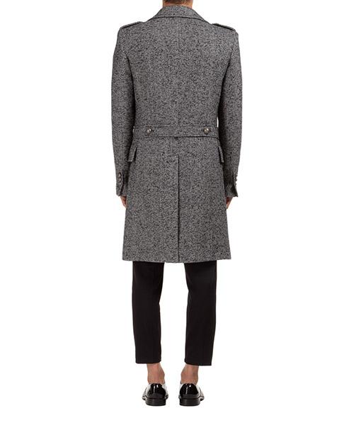 Men's wool coat overcoat secondary image