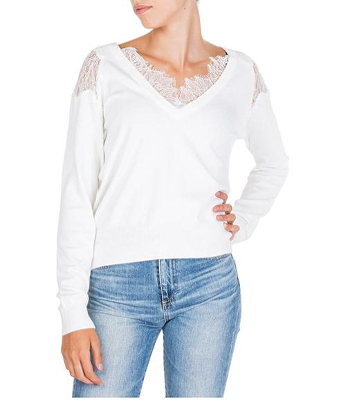 Pullover Be Blumarine 8000 00098 bianco