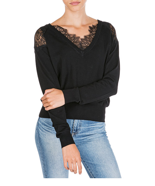 Pull Be Blumarine 8000 00140 nero