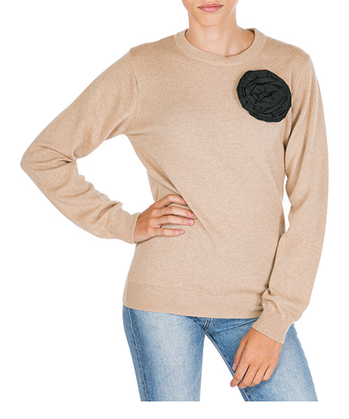 Pullover Be Blumarine 8004 00487 beige