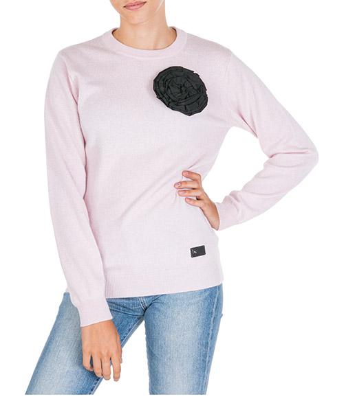Suéter Be Blumarine 8004 01663 rosa