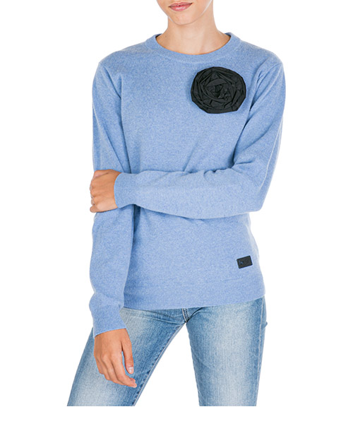 Suéter Be Blumarine 8004 02437 azzurro