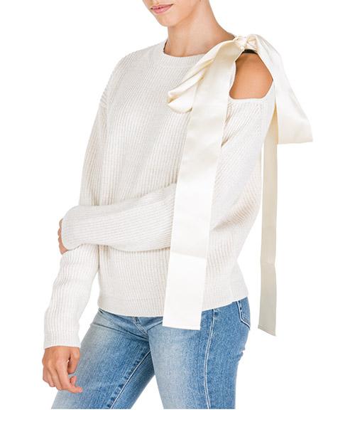 Maglione Be Blumarine 8022 00806 bianco