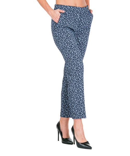 Pantalones Be Blumarine 8217 00116 azzurro