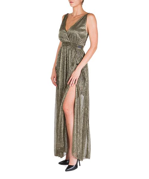 Vestidos largos Be Blumarine 827400175 oro