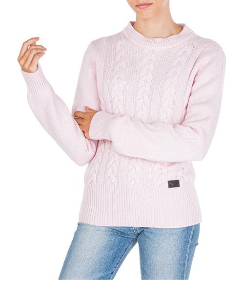 Suéter Be Blumarine 8301 00185 rosa