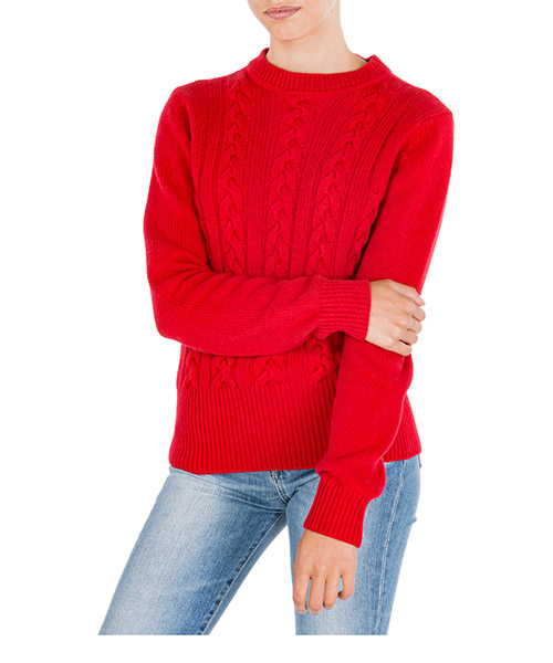 Maglione Be Blumarine 8301 02467 rosso