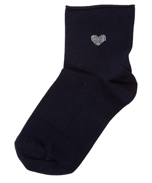 Ankle socks Be Soft Cuore CUO1BLUDUVC blu