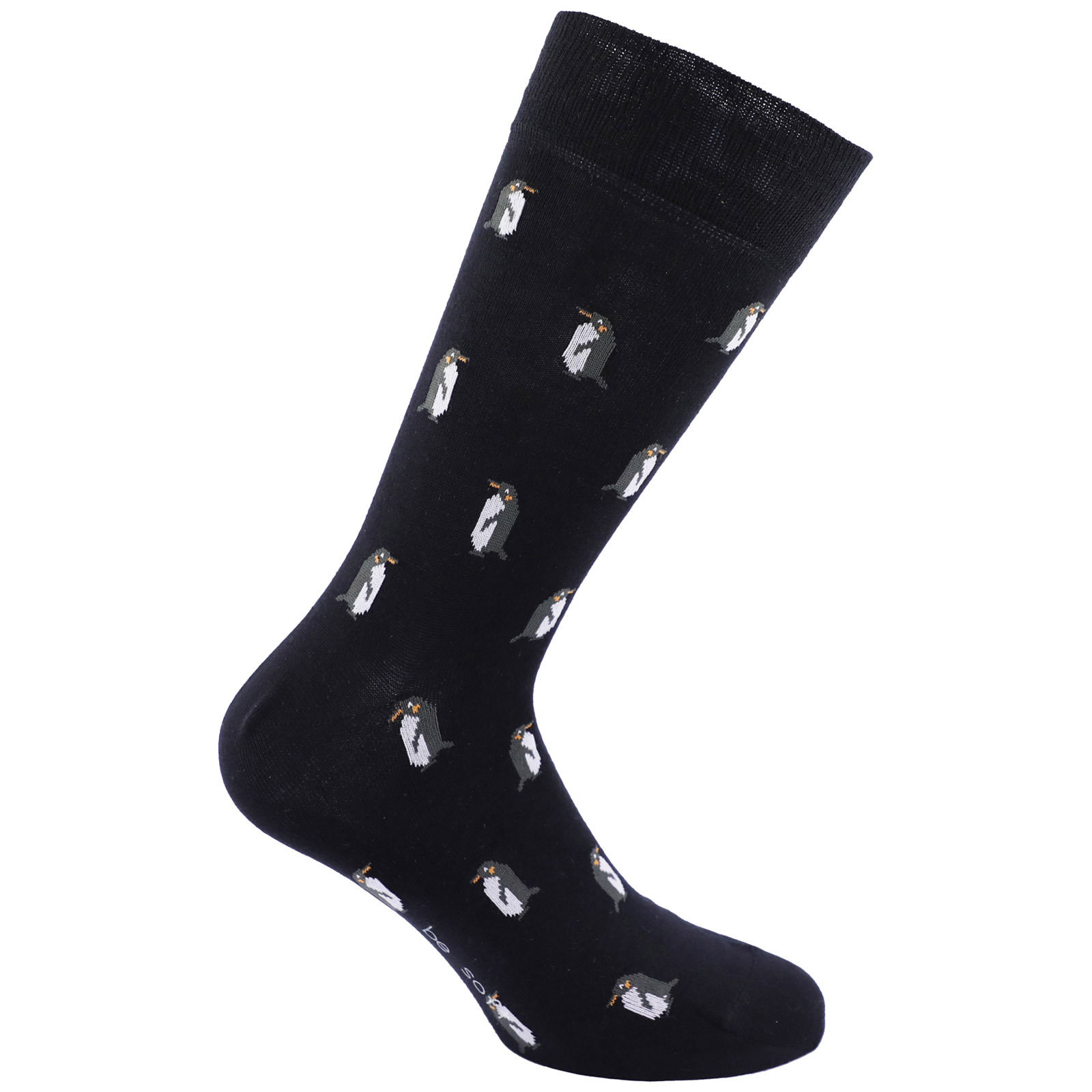 Low socks man penguins