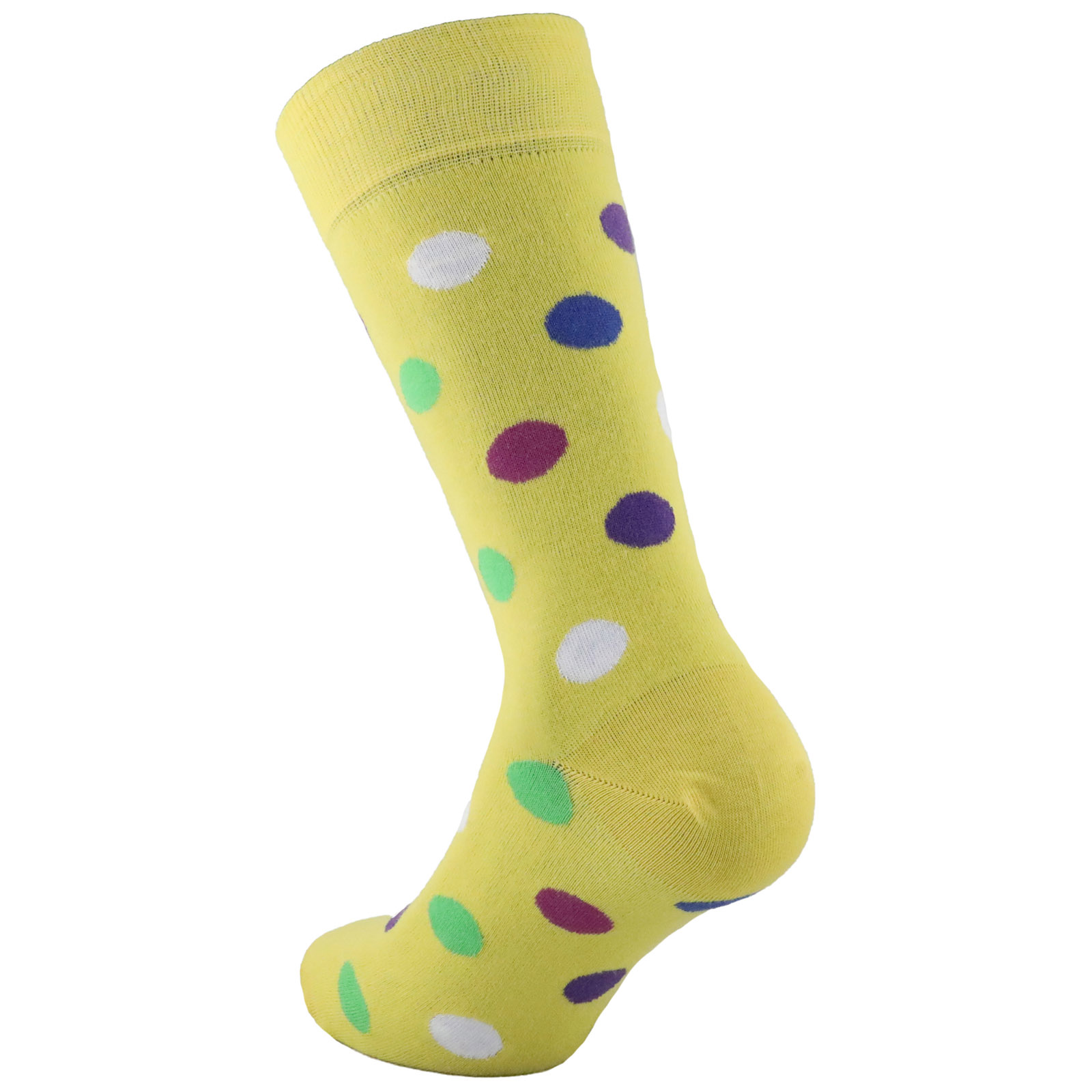 Low socks man pois