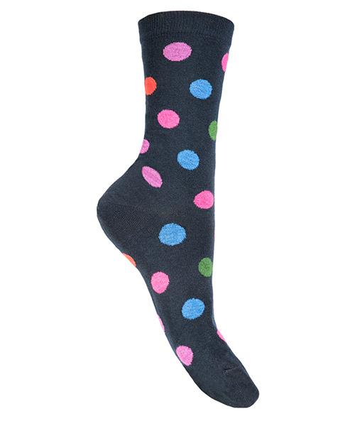 Kurze Socken Be Soft pois medi POI2BLUDUCC blu