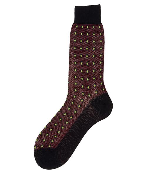 Socks Be Soft ROM6BLUUMCF bordeaux