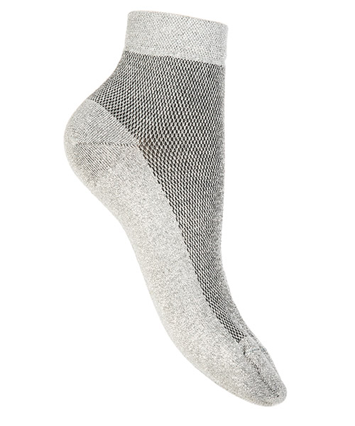 Ankle socks Be Soft tinta unita TUN1GRIDUVL grigio