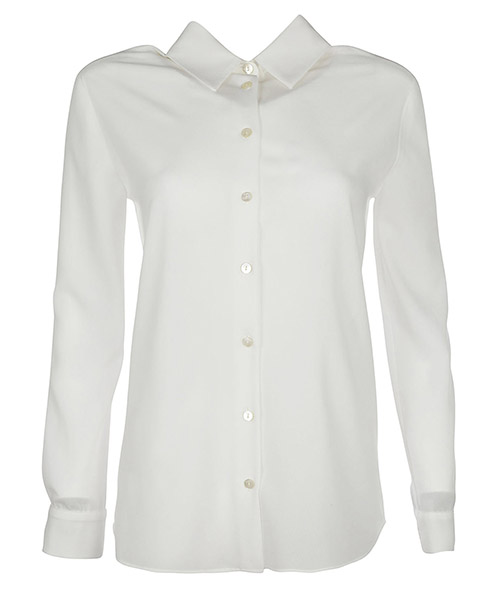 женская рубашка с длинными рукавами