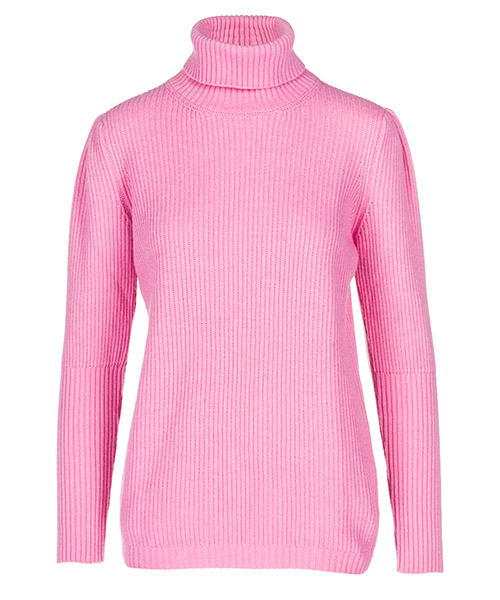 Turtle neck sweater  Blugirl 641300038 rosa