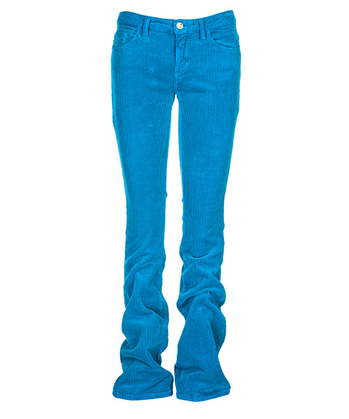 Pantalones Blugirl 6675 281 azzurro