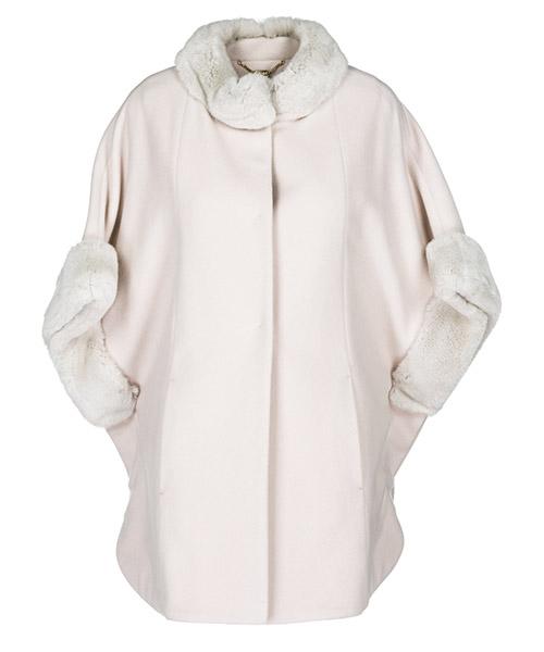 Cappotto Blugirl 6780 547 bianco