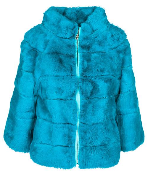 Abrigo de fur Blugirl 6787 281 blu