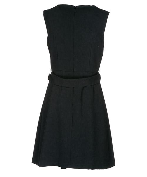 Vestido de mujer corto mini sin mangas secondary image