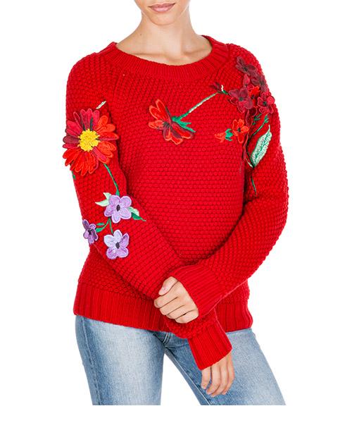 Pullover Blumarine 4000 00152 rosso