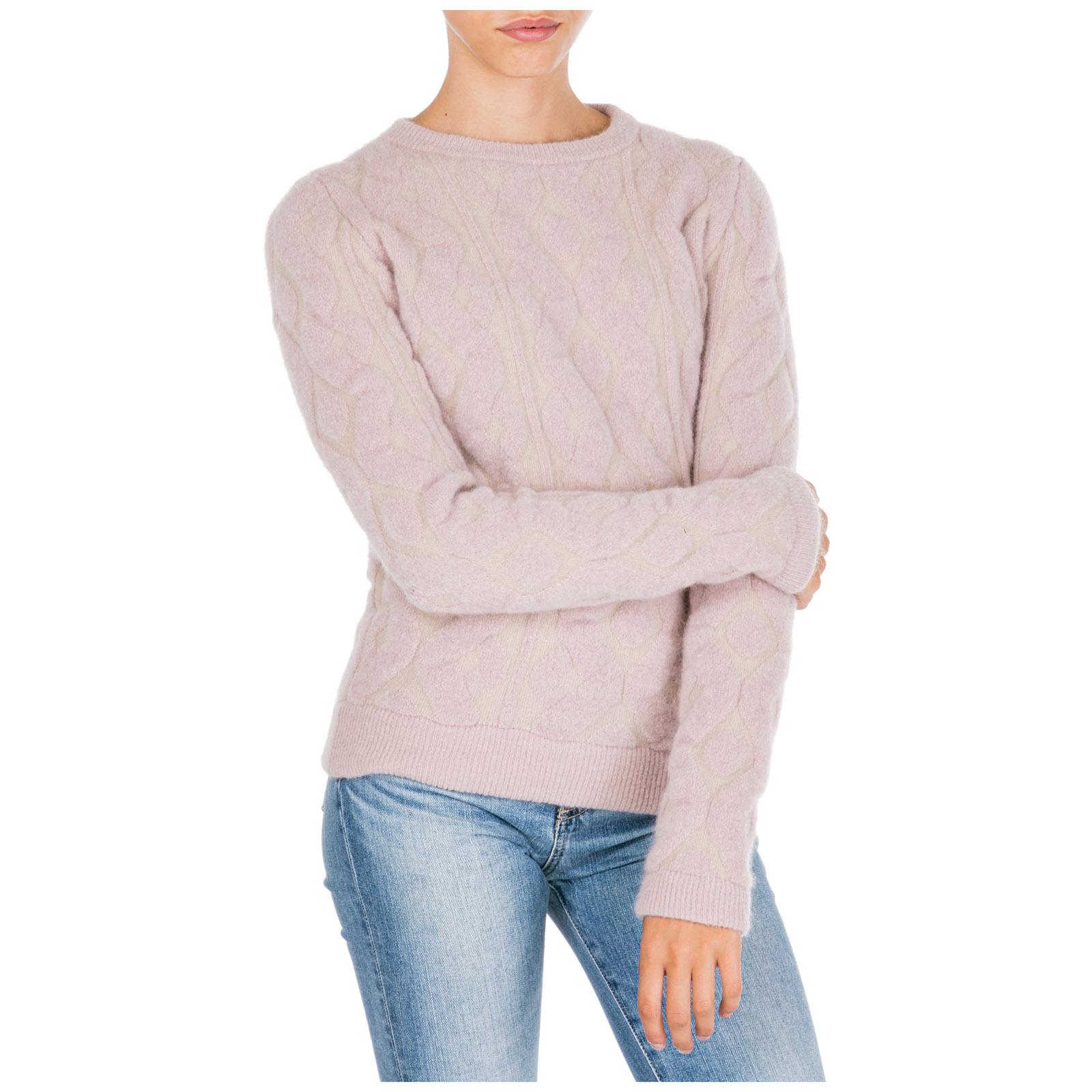 sale retailer 30321 6636d Damen pullover pulli rundhalsausschnitt