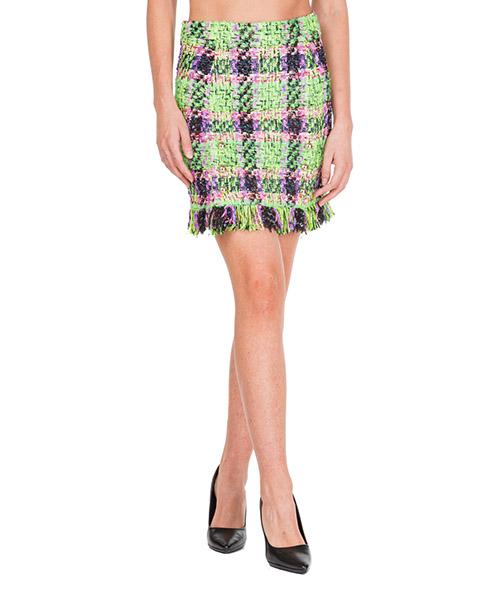 Mini jupe Blumarine 4317 00178 verde