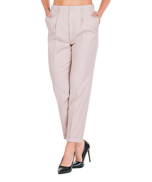 Trousers Blumarine 4360 01492 rosa