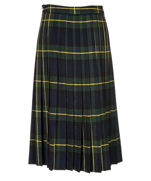 Women's skirt longuette secondary image