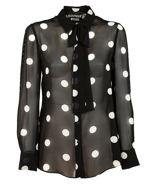 Camicia Boutique Moschino A020561541555 nero