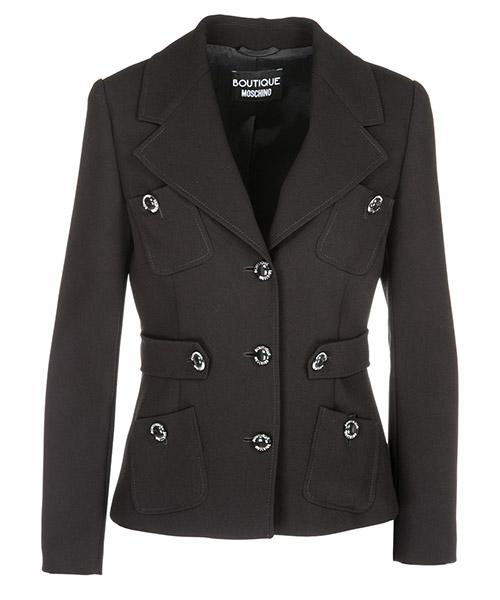 Jacket Boutique Moschino A05036124555 nero