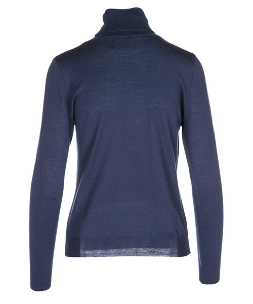 Pull chandail col roulé col haut femme secondary image