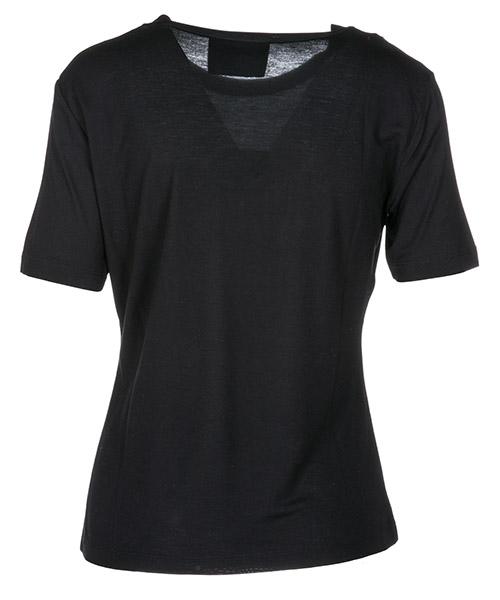 T-shirt maglia maniche corte girocollo donna secondary image