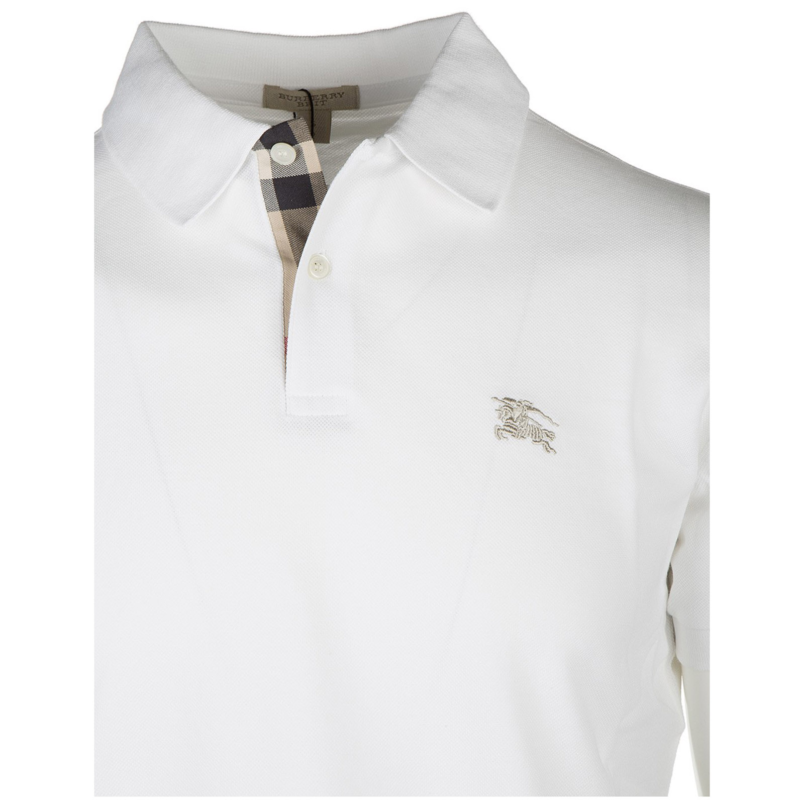 T-shirt manches courtes col polo homme