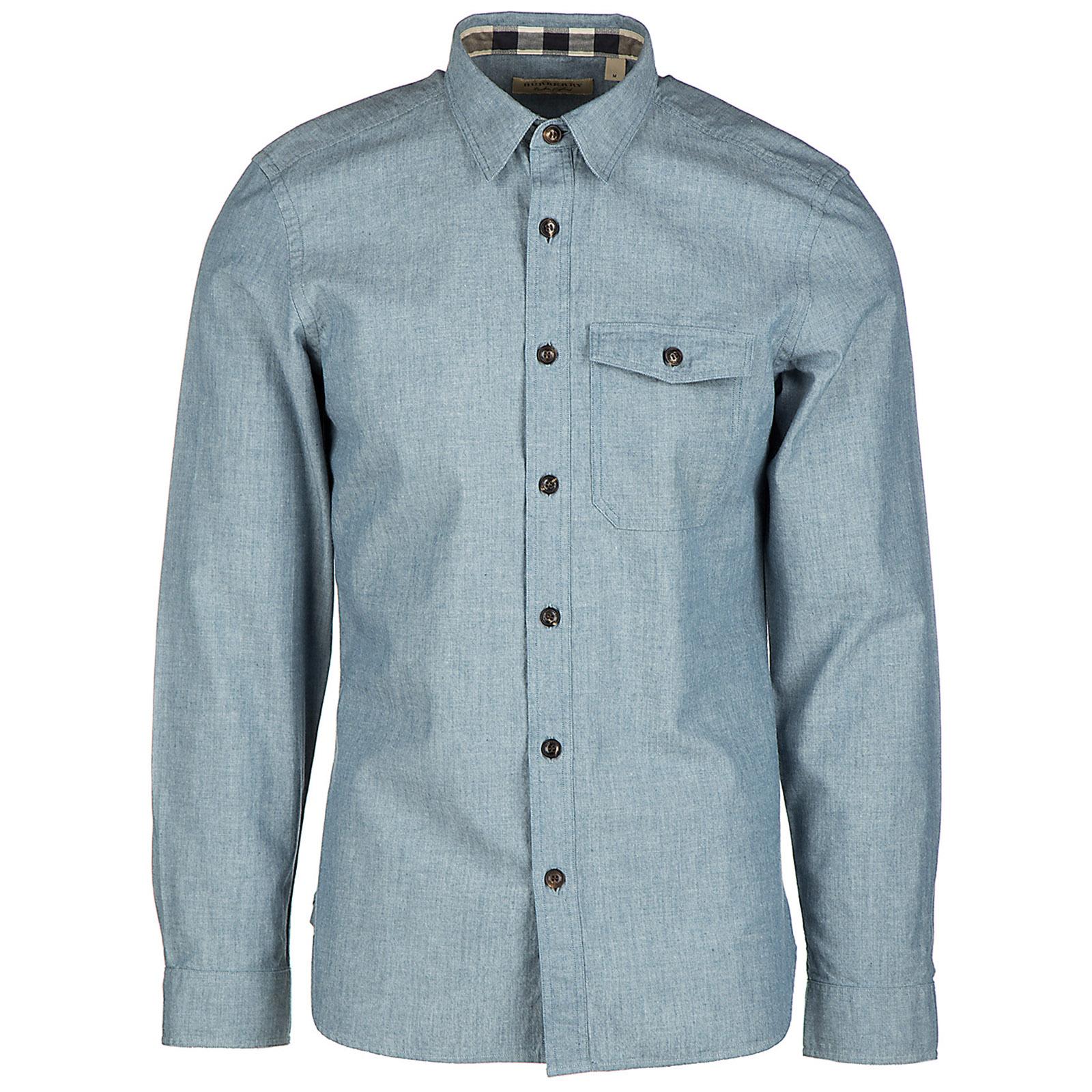 Mужская рубашка с длинным рукавом friston
