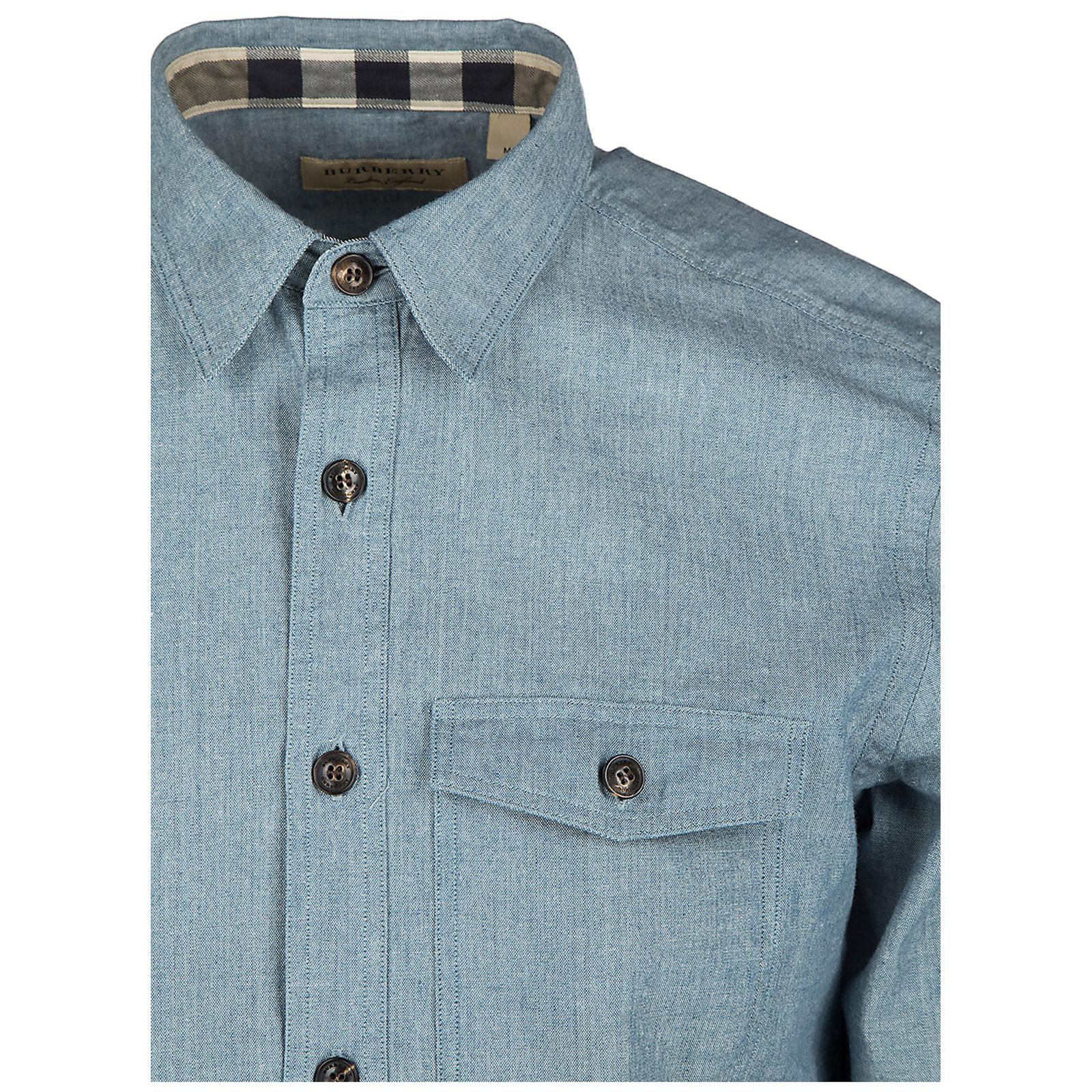 Men's long sleeve shirt dress shirt friston