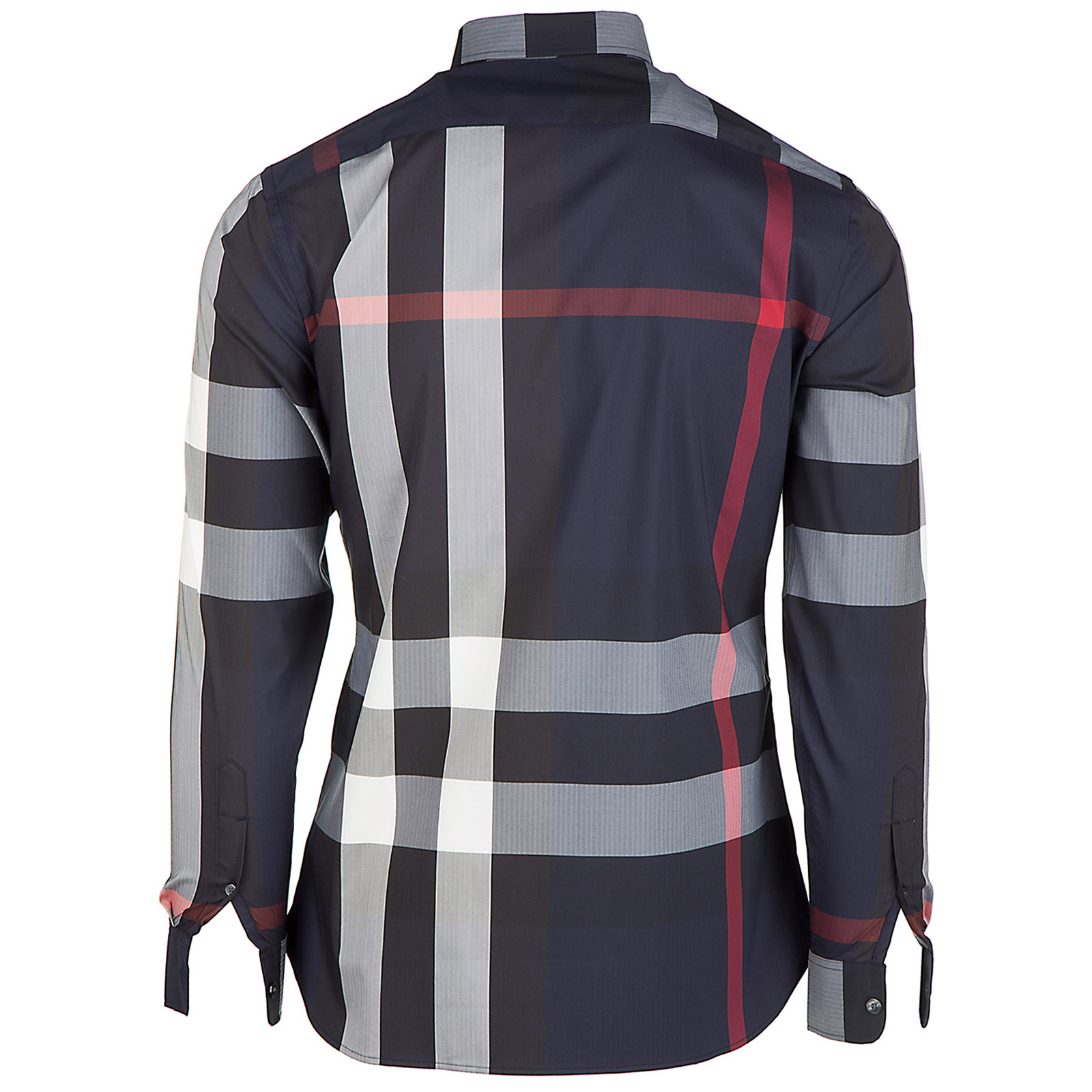 Chemise à manches longues homme thornaby Chemise à manches longues homme  thornaby 3e4421a40501