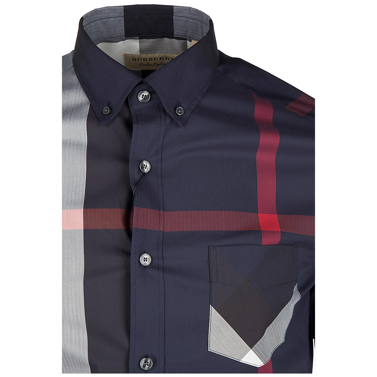 Camisa de mangas cortas hombre thornaby