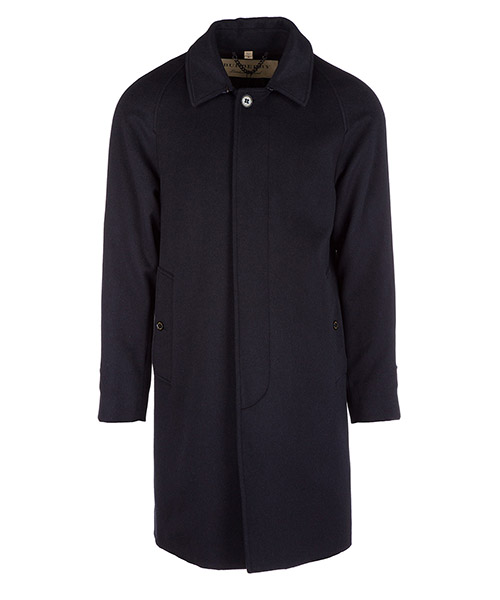 Coat Burberry 4056804 navy