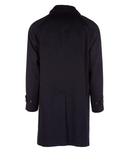 Men's coat overcoat in lana  camden secondary image