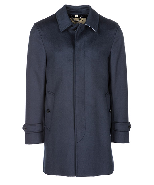 Cappotto Burberry 40570851 navy