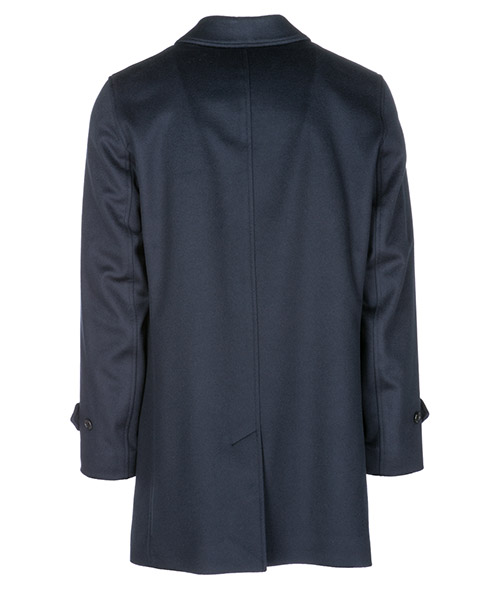 Men's coat overcoat in lana secondary image