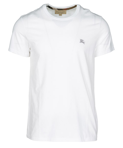 T-shirt Burberry Joeforth 40618191 white