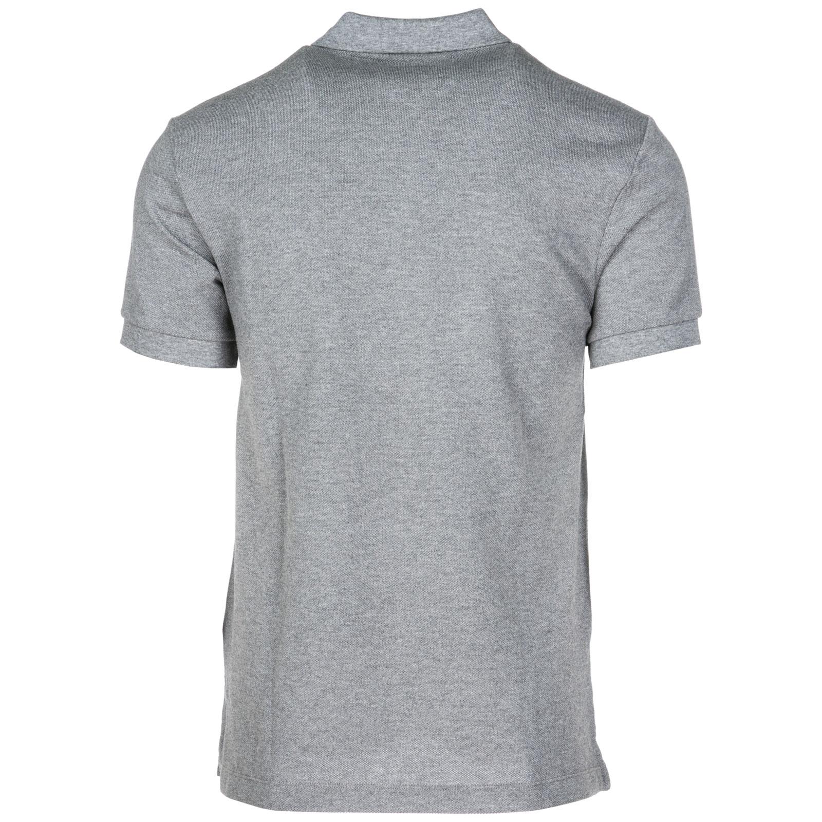 18228da7a3c6 ... T-shirt manches courtes col polo homme