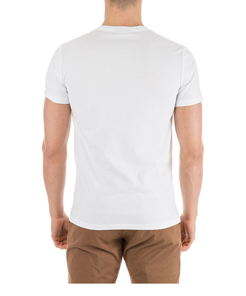 T-shirt maglia maniche corte girocollo uomo secondary image