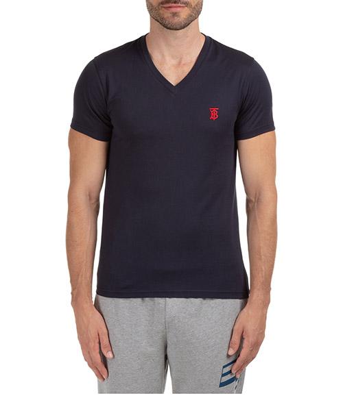 T-shirt Burberry 80172561 navy